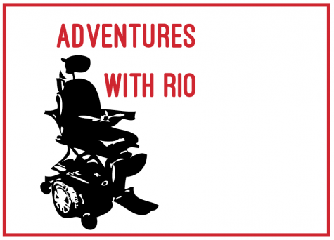 Adventures with Rio: Helping Others