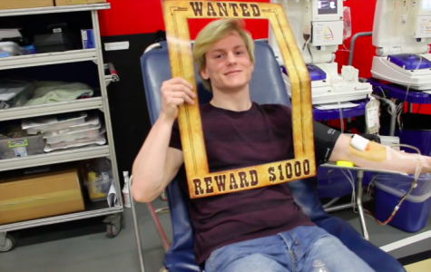 Mighty Highlanders participate in annual blood drive