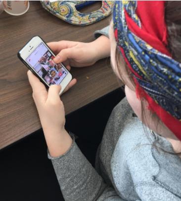 Direct communication diminishes through social media