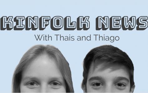 Kinfolk News Podcast: Episode 1