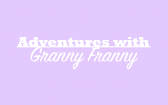 Adventures with Granny Franny 2- How to cross-stitch