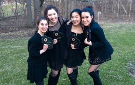 Forensics team has successful showing at state