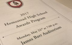 Storify: Homestead Awards Night