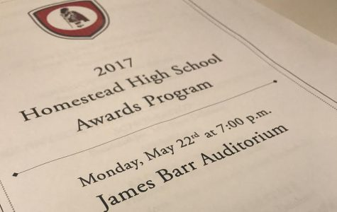 Storify: Homestead Awards Night