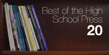 The Highlander: Featured in Best of High School Press in 2013 and 2014