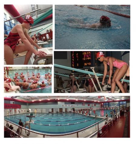 Swimmers dive into new season