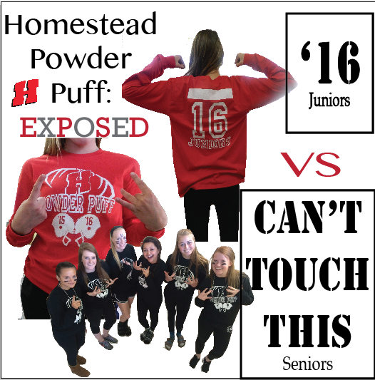 The Homestead junior and senior girls face off Oct. 8, 2014 at 5 p.m.