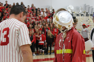 Interact saves Homecoming one pie at a time