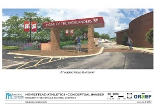 Updated athletic facilities coming to Homestead
