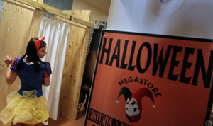 Students to dress up for hallway trick or treat
