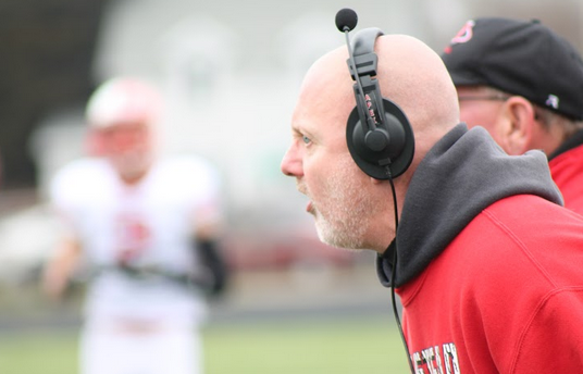 Mr. Fritz Rauch, English teacher and football coach, agreed to take a head coaching position at Grafton High School. Mr. Rauch has been at Homestead for 20 years.
