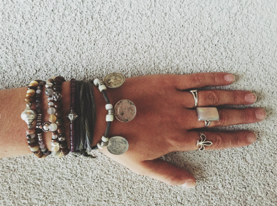 Beaded beauty: DIY jewelry
