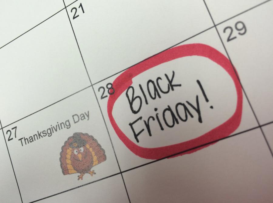 Seven tips for surviving Black Friday