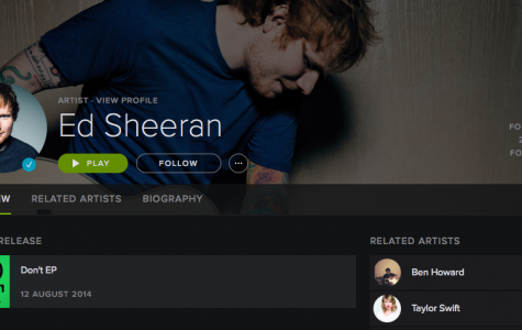 Spotify's top-streamed artist of 2014