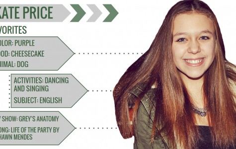Freshman Friday: Kate Price dances her way through high school