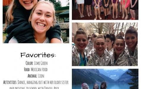Freshman Friday: Rachel Sandlow dances her way through high school