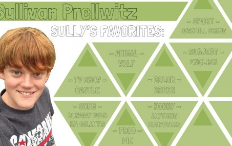 Freshman Friday: Sullivan Prellwitz jams his way through high school