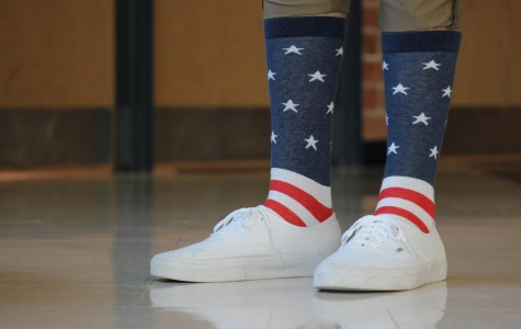 Socks, Stars and Stripes