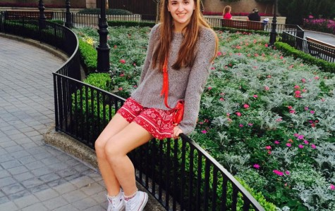 What's in your closet: Madeline Slicker looks pretty in pink