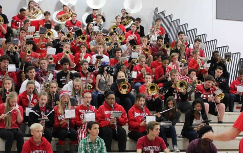 Band festival celebrates all MTSD bands