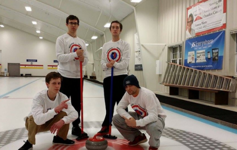 Homestead's curling team falls short at state