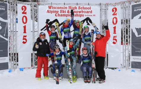 Varsity ski season comes to a close