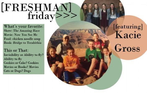 Freshman Friday: Gross dribbles her way through high school