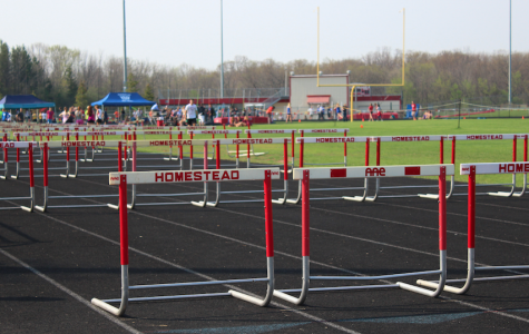 Homestead boys track team races toward new season
