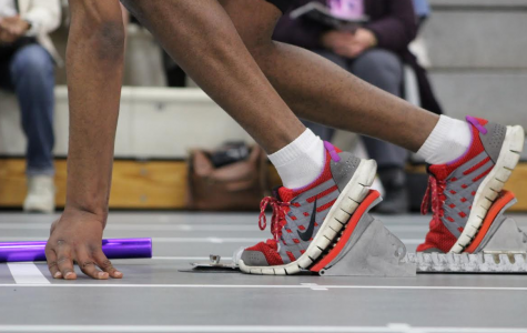 Boys track team gets a running start on new season