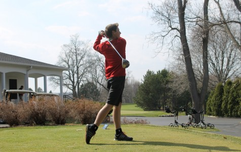 Boys golf well-prepared for tournament at Wanaki Golf Course