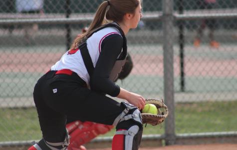 Girls softball overcomes slow start to defeat Grafton