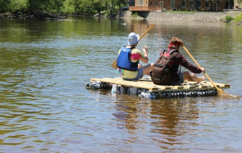 Seniors embark on rafting adventure
