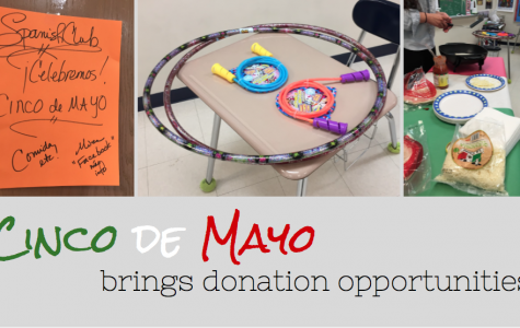 Cinco de Mayo: Spanish Club kick-starts donation opportunities