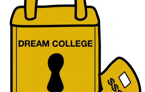 Unnecessary college price hinders dreams