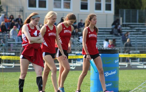 Boys and girls track take off at Conference Relays