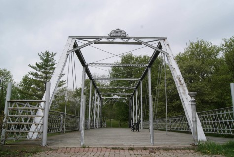 The Wisconsin Bridge and Iron Company was founded in 1888 and despite it's well known works, inducing the bridge, it is nearly impossible to find information on them.