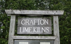 Lime Kiln Park is home to many historic treasures, it's most well know pieces being the Lime Kilns.