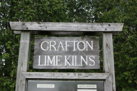 Lime Kiln Park is home to many historic treasures, it