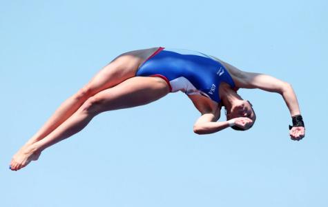 New diving coach makes a splash