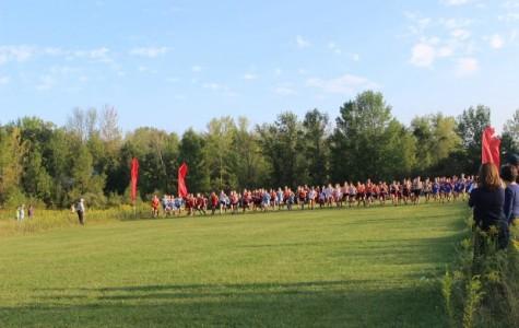 Boys varsity cross country pumped for Franklin invitational