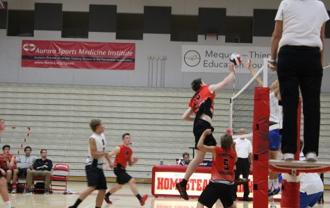 Homestead boys volleyball falls to conference rival Germantown