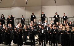 """Homestead choirs perform """"A Grand Night for Singing"""""""