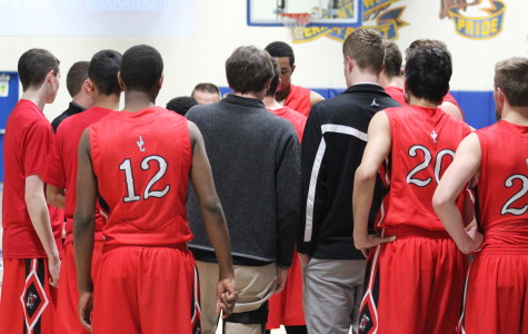 Homestead's boys basketball looks to rebound against Germantown