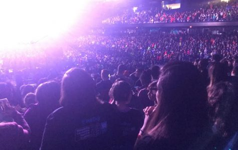 Students attend We Day and return inspired to create change
