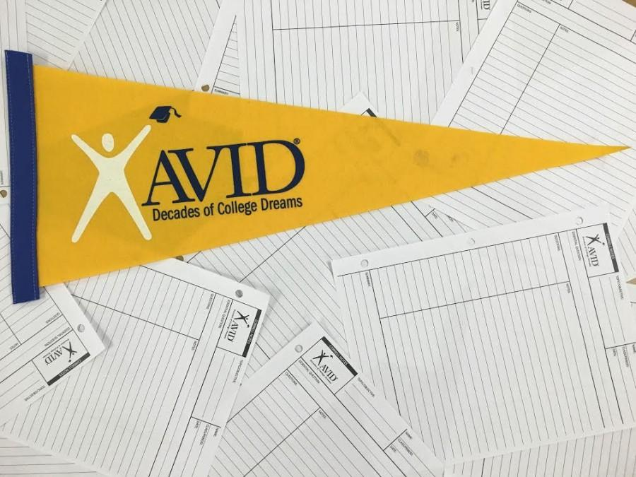 Homestead was named an AVID Site of Distinction for the 2016-2017 school year.