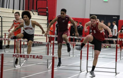 Jumping over hurdles