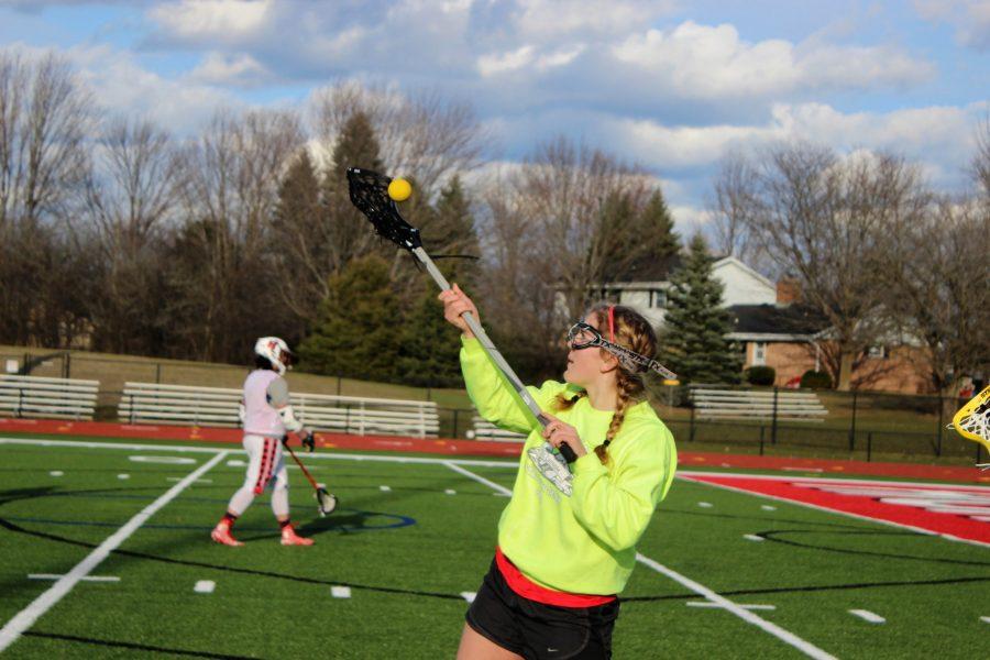 Loving lacrosse