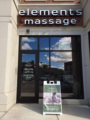 Check out Elements Massage! Photo by: Amita Mirani, owner of Elements Massage