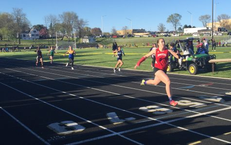 Girls track takes home title of North Shore Conference Champions, boys place second