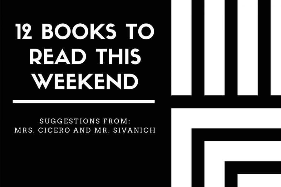 12 books to read this weekend